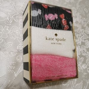 Kate Spade Socks Box Set